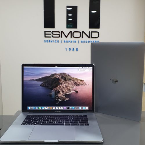 MacBook Pro 13-inch Screen A1706 A1708 with Top Half Assembly Space Gray